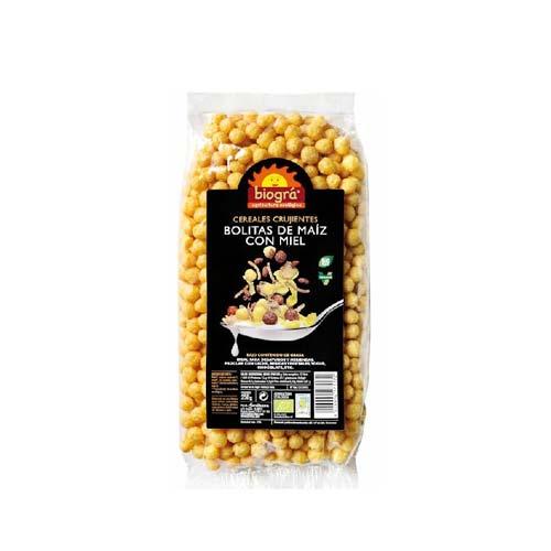 Bolitas De Maiz Con Miel 250gr Tienda Ecologica Lanzarote