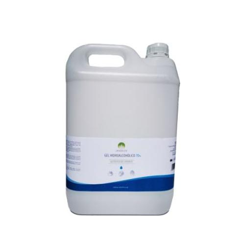 Gel hidro alcohólico Lanzaloe